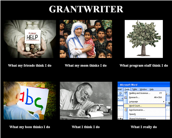Hire a Grant Writer